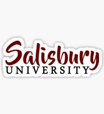 Salisbury  Sticker