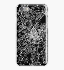 Moscow Street Network iPhone Case/Skin