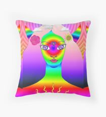 Uma Throw Pillow