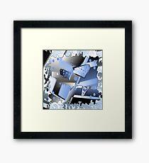Earthy Framed Print