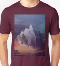 sunset beauty Unisex T-Shirt