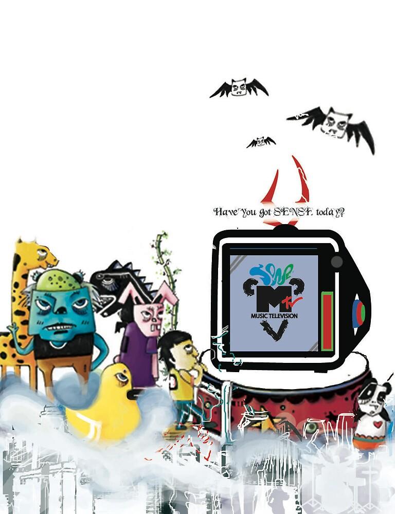 magazine ad. sketch by wingyinchan