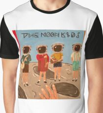 Moon Kids Graphic T-Shirt