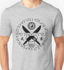 Staten Island Kung Fu Studio Slim Fit T-Shirt