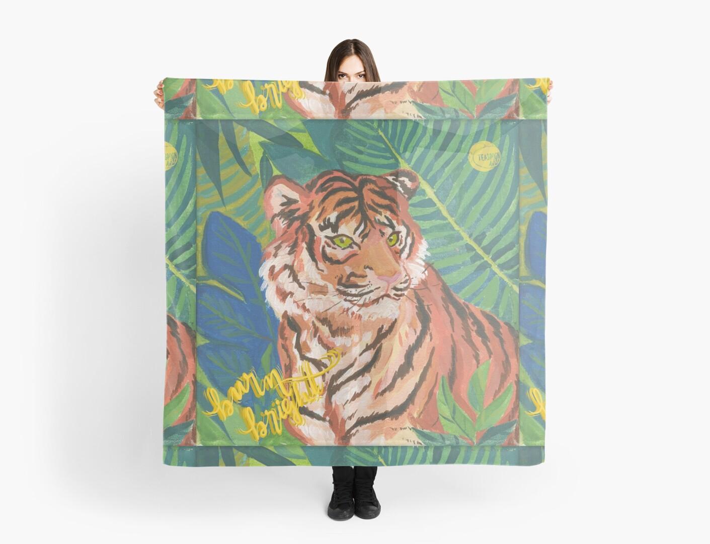 Tiger Tyger\
