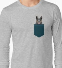 Kellan - Australian Cattle dog gifts and gifts for cattle dog owners dog gifts for a dog person Long Sleeve T-Shirt