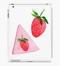 Strawberry Cake 2 iPad Case/Skin