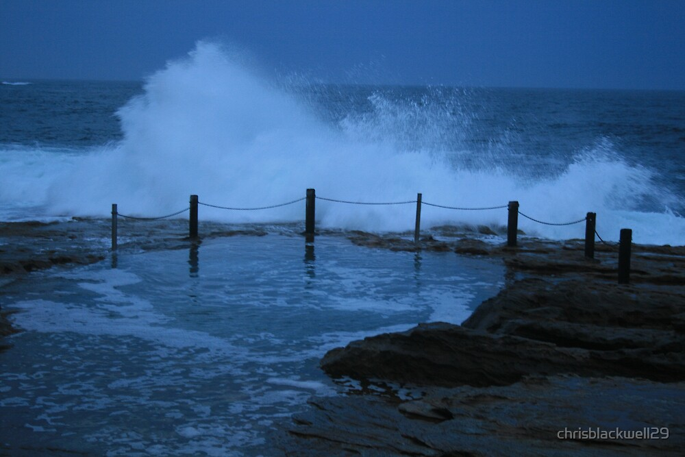 wild water  by chrisblackwell29