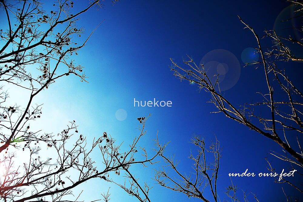 under our feet by huekoe