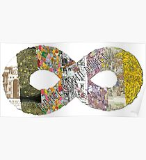 Dance Gavin Dance - Mothership Albums Poster