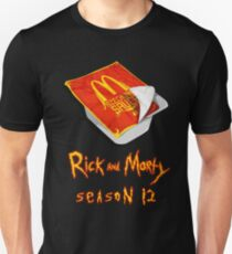 Rick and Morty - Szechuan Sauce Unisex T-Shirt