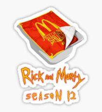 Rick and Morty - Szechuan Sauce Sticker