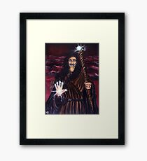 Wizard of the Sea Framed Print