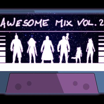 Awesome Mix Vol. 2 by the8bitlife