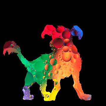 Color Dog by EthanWilson98