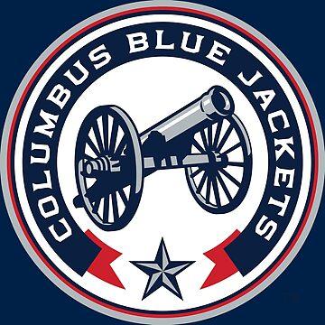 Columbus BlueJackets by jerryvweeks