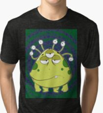 The Most Ugly Alien Ever Tri-blend T-Shirt