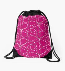 Stitched Drawstring Bag