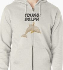 Young Dolph Zipped Hoodie