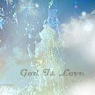 God Is Love by Sherri Palm Springs  Nicholas