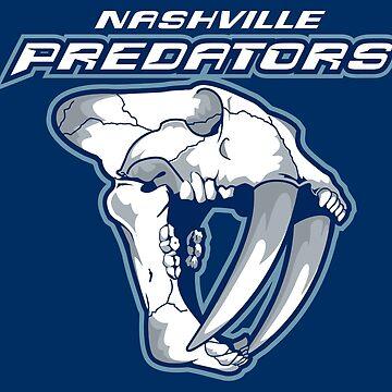 Nashville Predators  by jerryvweeks