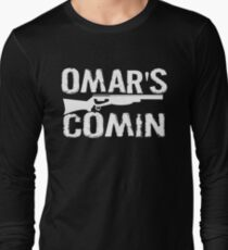 Omar's Comin - The Wire T-Shirt