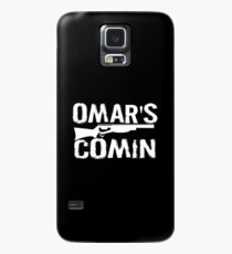 Omar's Comin - The Wire Case/Skin for Samsung Galaxy