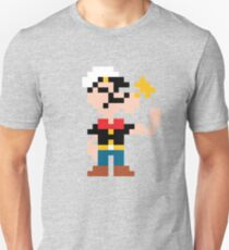 Popeye sprite Unisex T-Shirt