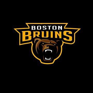 Boston Bruins by jerryvweeks