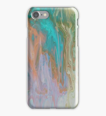 THE DANCING WATERFALL FROM HEAVEN!!! iPhone Case/Skin