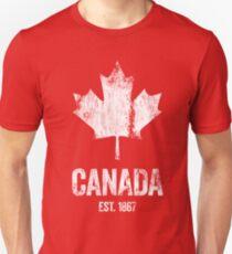 Canada - Established 1867 Unisex T-Shirt
