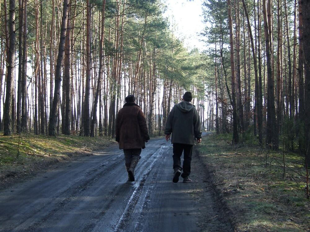 walk by talik