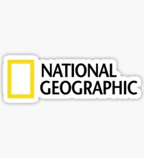 NATIONAL GEOGRAPHIC Sticker