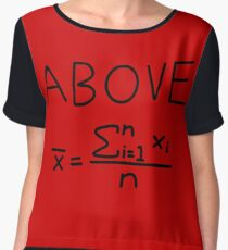 Above Average Chiffon Top
