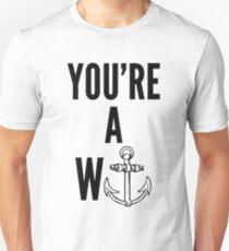 Wanker Unisex T-Shirt