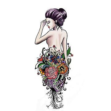 Flowers by miabarnes