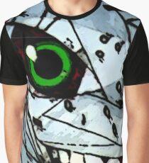 Neon Genesis Evangelion - Bandaged EVA Unit 01 Graphic T-Shirt