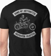 Son of Arthritis Ibuprofen chapter Unisex T-Shirt