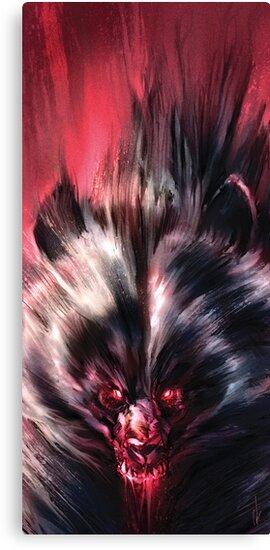 Beware the Werebear by Chris Wahl