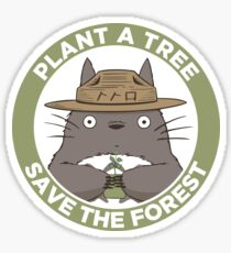 Environment Friendly Sticker