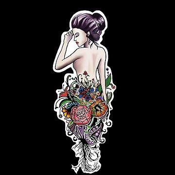 Flowers 2 by miabarnes