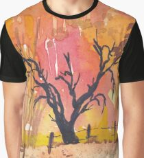 Winter fires Graphic T-Shirt