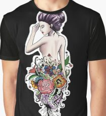Flowers 2 Graphic T-Shirt