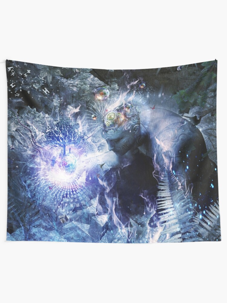 Alternate view of Stardust Tapestry