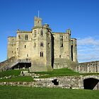 Warkworth Castle, Northumberland, England by trish725