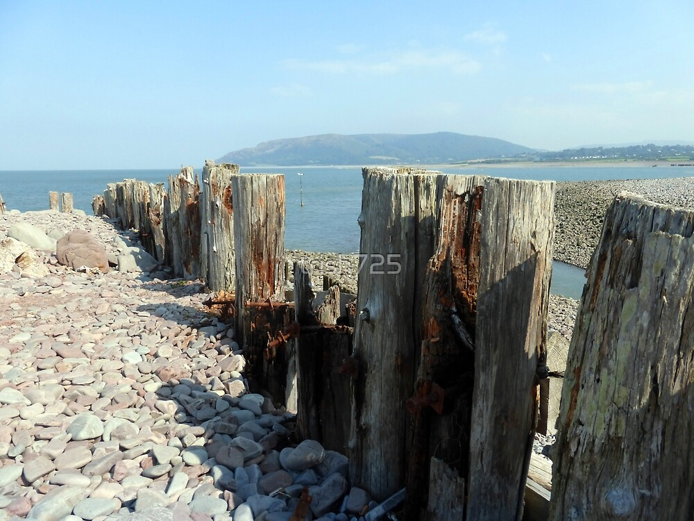 Porlock Weir Beach by trish725