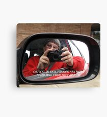 Silly Selfie Canvas Print