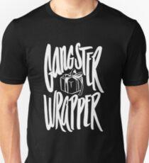 Gangsta Wrapper - Funny Christmas  Unisex T-Shirt
