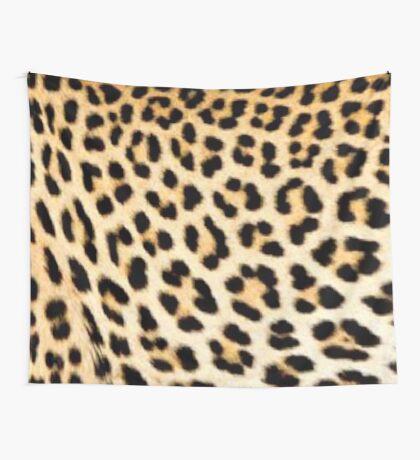 Lodge décor - Cheetah print Wall Tapestry