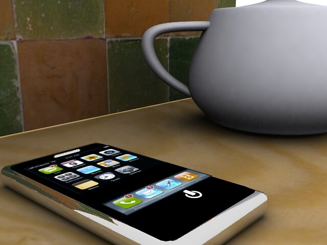 iphone by h3ppy